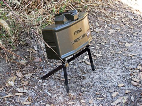 XPower M18 CO2 Powered Claymore Mine   Popular Airsoft