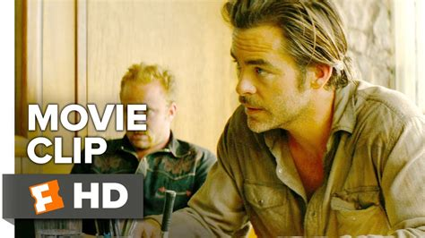 Hell or High Water Movie CLIP - Texan (2016) - Chris Pine