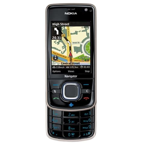 Nokia 6210 Navigator and Nokia 6220 Classic Launched in Qatar