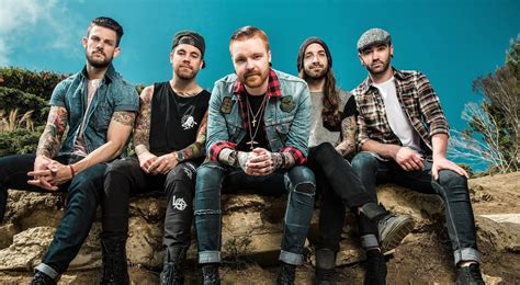 Memphis May Fire Release New Track - All Things Loud